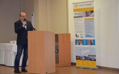 Seminář našeho partnerského centra Sanatória Helios v Košicích